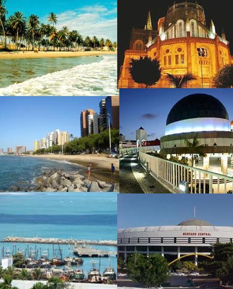 viagem para todo o Brasil